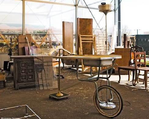 Riciclo arredamento archives non solo mobili cucina for Arredamento di riciclo