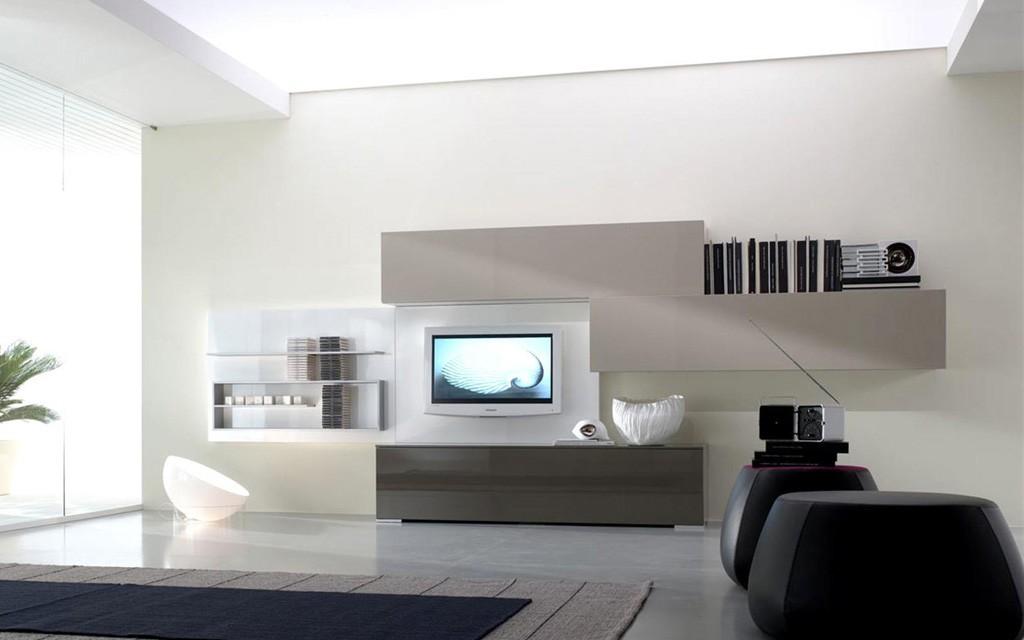 libreria componibile archives - non solo mobili: cucina, soggiorno ... - Mobile Soggiorno Sospeso Bianco 2