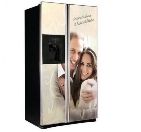 William e kate il matrimonio del secolo il frigorifero for Frigorifero arredo