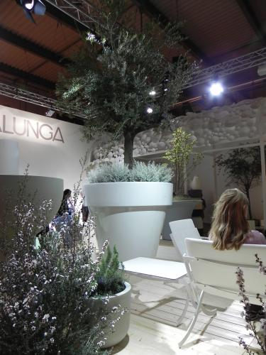 serralunga arredo giardino salone del mobile 2013