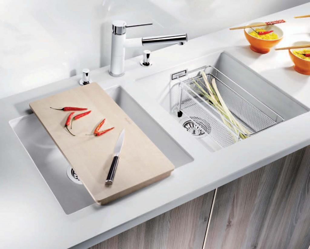 Silgranit archives non solo mobili cucina soggiorno e - Lavello cucina sottotop ...