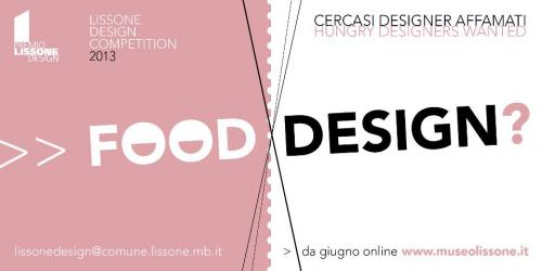 premio lissone design 2013 food design