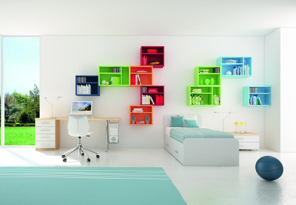 Camere per ragazzi archives non solo mobili cucina - Mobili per camere ...