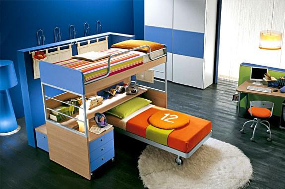 Pareti colorate archives non solo mobili cucina - Camere da letto con letto rotondo ...