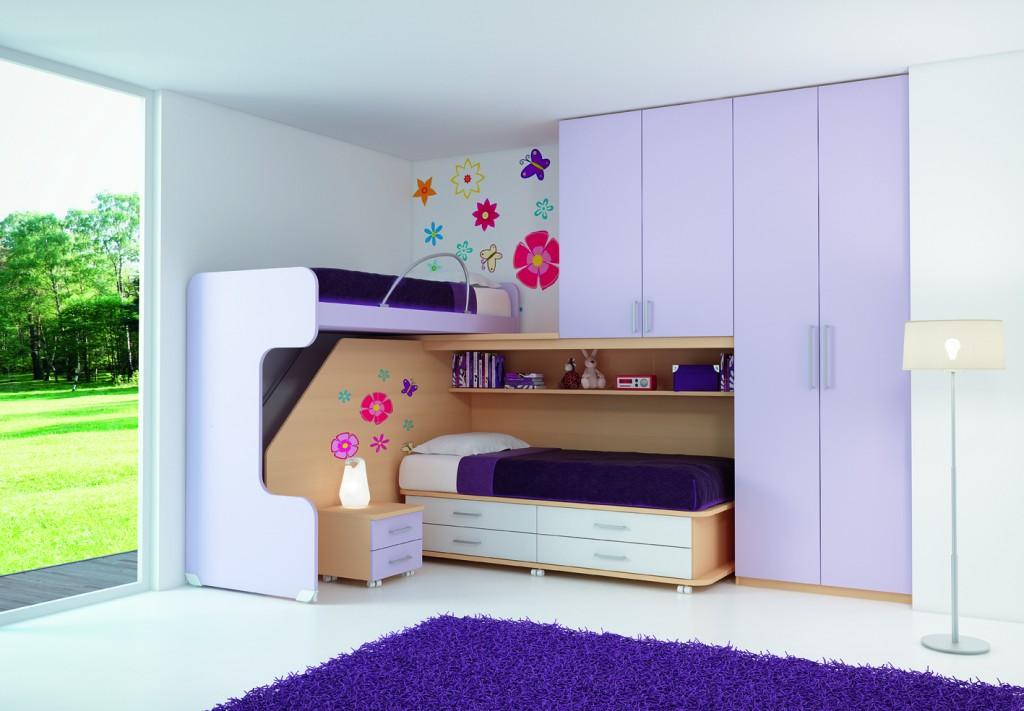 Teenage girl bedroom decorating ideas