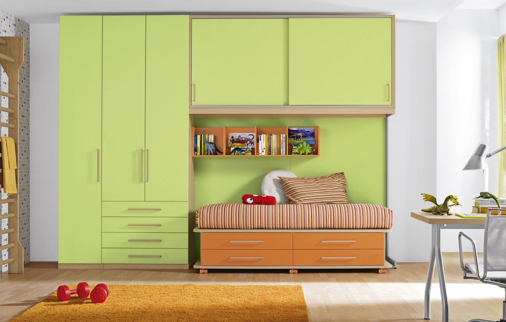 Una cameretta per sempre il mondo dei ragazzi a colori - Colori camere bambini ...