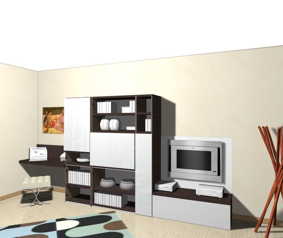 idee soggiorno archives - non solo mobili: cucina, soggiorno e camera - Soggiorno Angolare Componibile 2