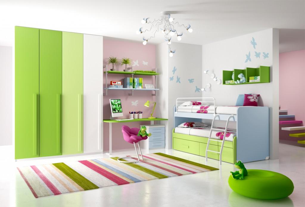 tanto colore è l\' ideale per la cameretta dei tuoi bambini ...