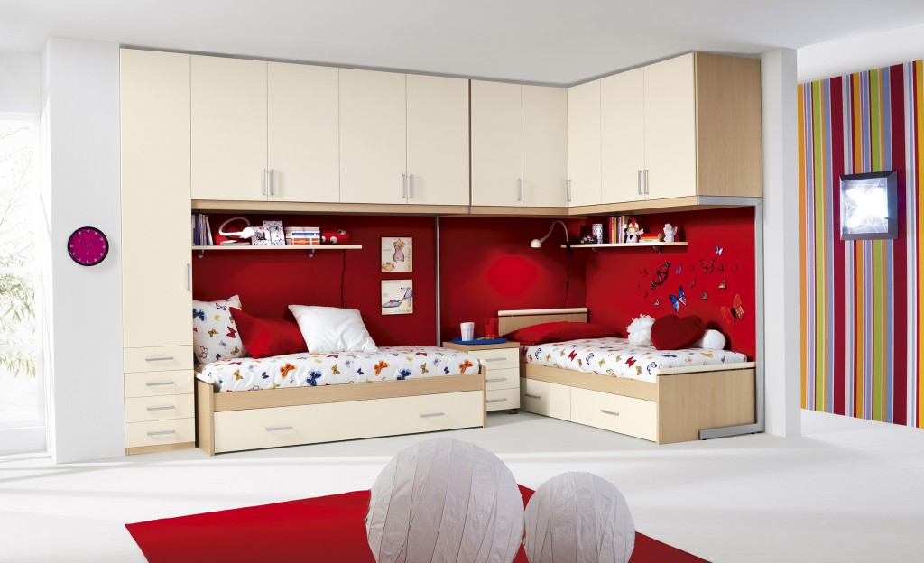 Camere per ragazzi archives non solo mobili cucina - Foto camerette per ragazzi ...