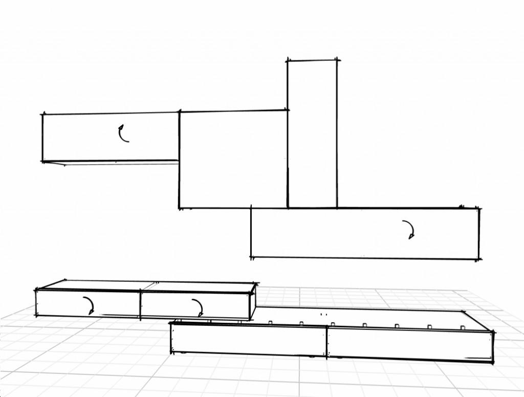 Soggiorno disposizione mobili idee per il design della casa for Disposizione della casa minuscola