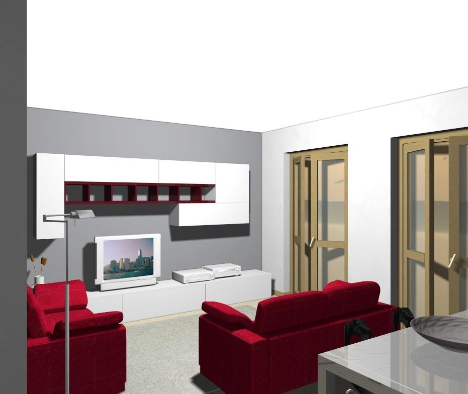 Progetto soggiorno archives non solo mobili cucina for Mobile sala