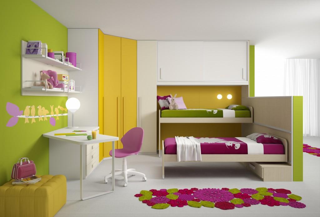 Camerette archives non solo mobili cucina soggiorno e - Mobili a colori ...