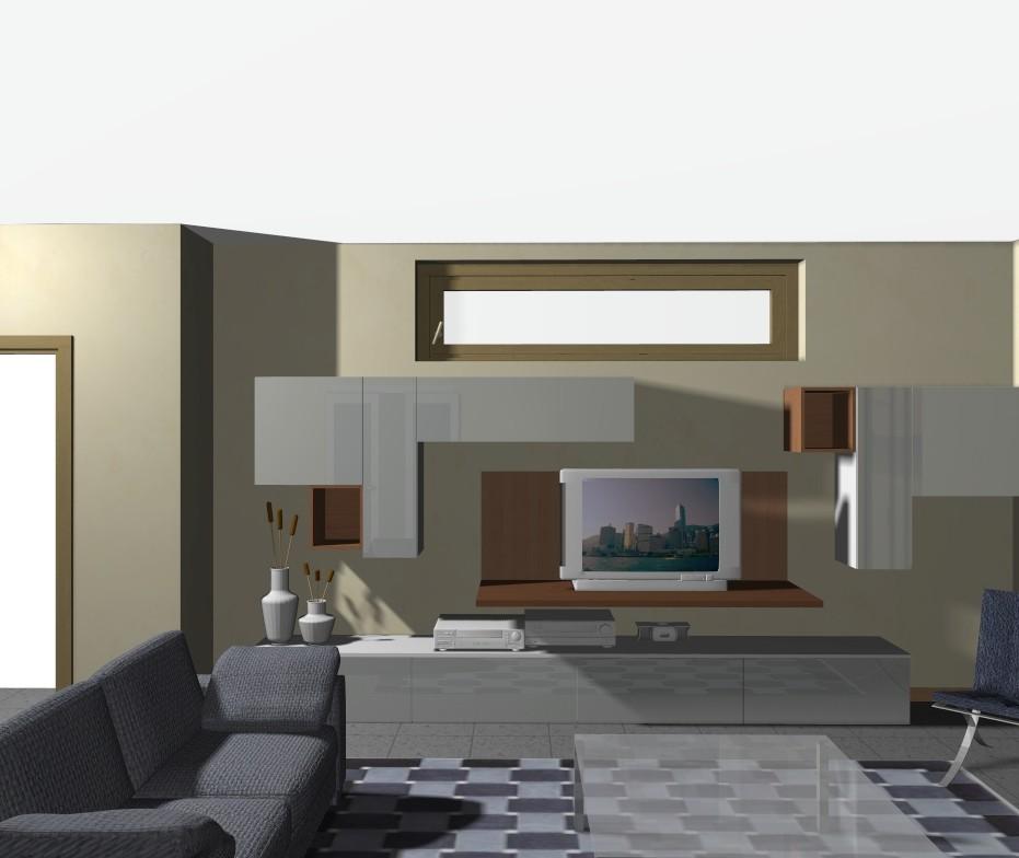 Progetto soggiorno archives non solo mobili cucina for Mobili sala angolari