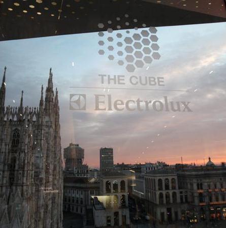 ristorante milano, the cube, the cube electrolux, the cube milano, electrolux milano, ristorante duomo,
